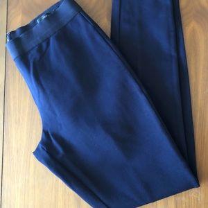 JCrew Navy Pixie Pants | 8R